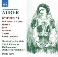 Auber: Overtures Vol. 2