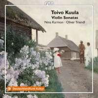 Kuula: Works for Violin & Piano