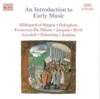 An Introduction to Early Music