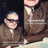 Shostakovich: Last Three String Quartets