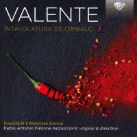 Valente: Intavolatura de Cimbalo