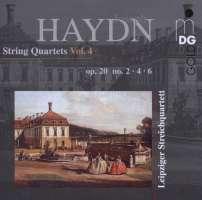 Haydn: String quartets v. 4