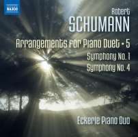 Schumann: Arrangements for Piano Duet Vol. 5