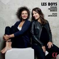 Les Boys - Poulenc/ Trotignon/ Brubeck