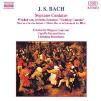 Bach: Soprano Cantatas, BWV 199, 202 and 209