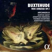 Buxtehude: Trio Sonatas op. 1