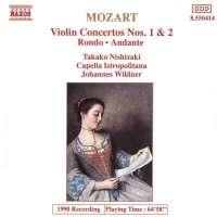 Mozart: Violin Concertos