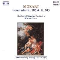 Mozart: Serenade 3 & 4