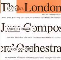 Guy/Braxton: Zurich Concerts
