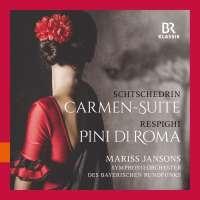 Shchedrin: Carmen-Suite; Respighi: Pini di Roma
