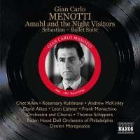 Menotti: Amahl and the Night Visitors, Sebastian Suite (1946, 1951)