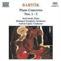 BARTOK: Piano Concertos 1-3