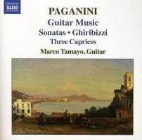 PAGANINI: Guitar Music