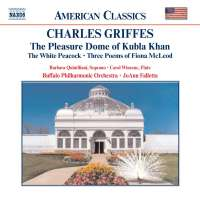 GRIFFES: Orchestral music