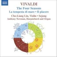 VIVALDI: The Four Seasons, Violin Concertos, Op. 8, Nos. 5-6