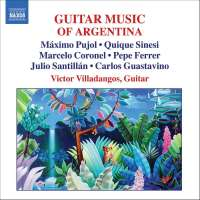 GUITAR MUSIC FROM ARGENTINA vol. 2