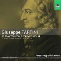 Tartini: 30 Sonate piccole Vol. 4