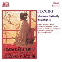 PUCCINI: Madama Butterfly ( Highlights )