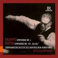 Brahms: Symphony No. 4; Haydn: Symphony No. 101