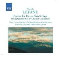LEFANU: Catena for Eleven Solo Strings