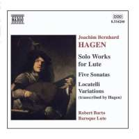 HAGEN: Solo Works for Lute
