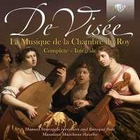 De Visée: La Musique de la Chambre du Roy
