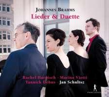 Brahms: Lieder & Duette