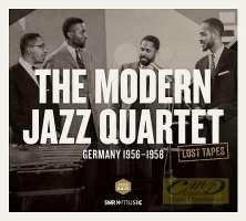 Modern Jazz Quartet - Studio Rec. Stuttgart & Baden-Baden 1956/1958