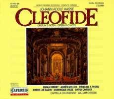 Hasse: Cleofide