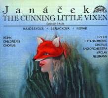 WYCOFANY   Janacek: The Cunning Little Vixen / Neumann