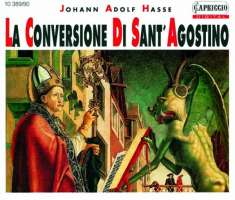 WYCOFANY   Hasse: La Conversione di Sant' Agostino