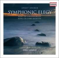 Krenek: Symphonic elegy