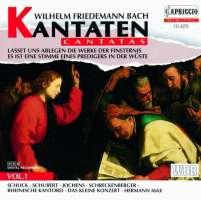 Cantatas Vol. 1