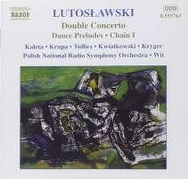 Lutosławski: Orchestral Works Vol. 8