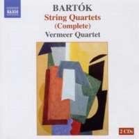 BARTOK: String Quartets (Complete)