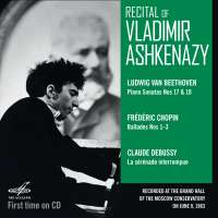 Recital of Vladimir Ashkenazy