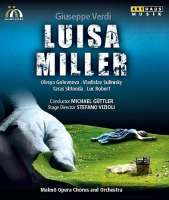 WYCOFANY   Verdi: Luisa Miller, Malmo Opera 2012