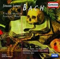 Bach Jochan Ludwig: Trauermusik