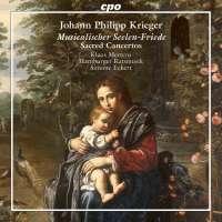 Krieger: Musicalischer Seelen-Friede - Sacred Concertos