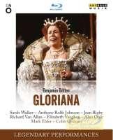 WYCOFANY   Britten: Gloriana / Blu-ray 109152