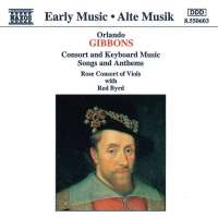 GIBBONS: Music for Viols & Voice