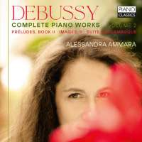 Debussy: Comlete Piano Works Vol. 2