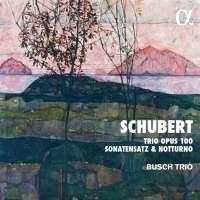 Schubert: Trio Opus 100; Sonatensatz & Notturno