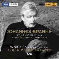 Brahms: Complete Symphonies 1 - 4