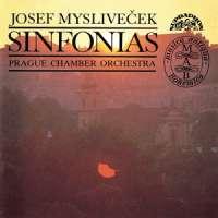 Myslivecek: Sinfonias