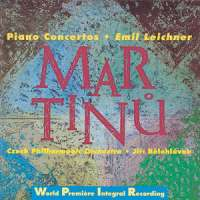 Martinů: Piano Concertos Nos 1-5