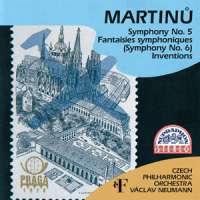 Martinů: Symphonies Nos. 5 & 6