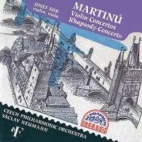 Martinů: Violin Concertos, Rhapsody-Concerto
