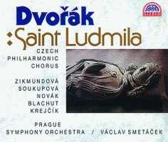 Dvorak: Saint Ludmila - Oratorio (2 CD)