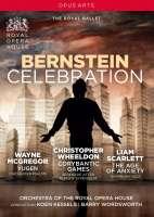 Bernstein Celebration - Yugen, Corybantic Games, The Age of Anxiety